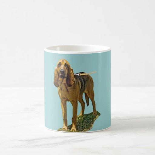 Bloodhound Coffee Mug