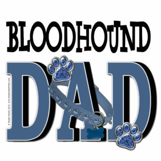 Bloodhound DAD Acrylic Cut Outs