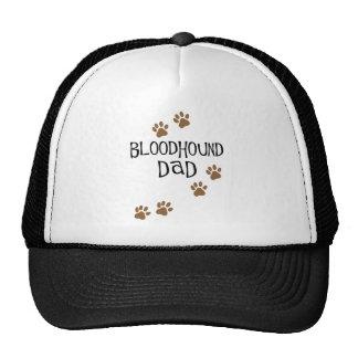 Bloodhound Dad Trucker Hat