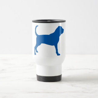 Bloodhound (darker blue) coffee mugs