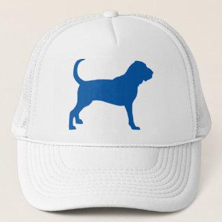 Bloodhound (darker blue) trucker hat