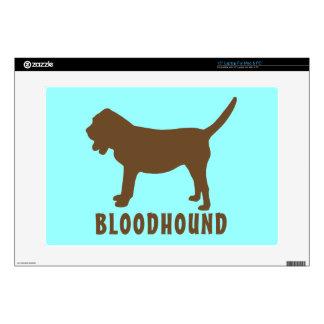 Bloodhound Laptop Skin
