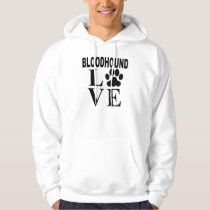 Bloodhound Love Hoodie