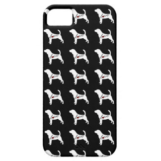 Bloodhound Love iPhone SE/5/5s Case