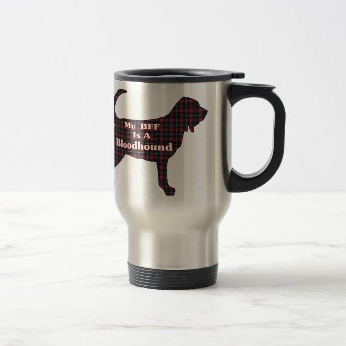 Bloodhound Lovers Gifts Travel Mug
