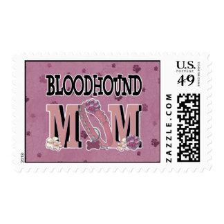 Bloodhound MOM Postage