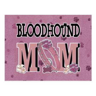 Bloodhound MOM Postcard