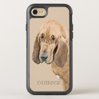 Bloodhound OtterBox Symmetry iPhone 8/7 Case