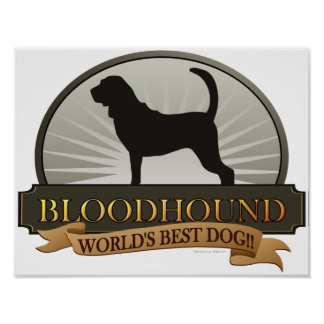 Bloodhound Posters