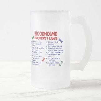 BLOODHOUND Property Laws 2 Coffee Mugs