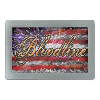 Bloodline Tattoo Inks Belt Buckle