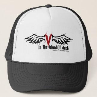 Bloodlit Radio: In the Bloodlit Dark Trucker Hat