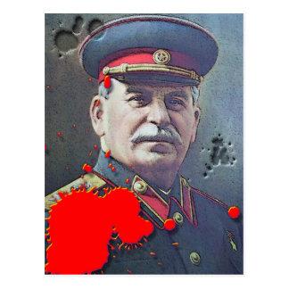 Bloodman Postcard