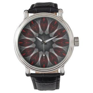 Bloodmoon de la mandala creado por Tutti Relojes