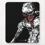Bloodmouth Zombie Mouse Pad