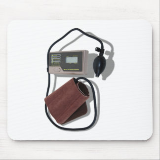 BloodPressure041109Shadow Mouse Pad