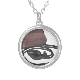 BloodPressureCuffBriefcases061615.png Silver Plated Necklace