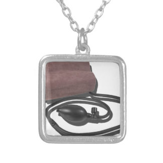 BloodPressureCuffBriefcases061615.png Square Pendant Necklace