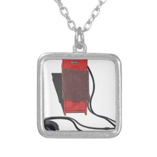 BloodPressureCuffLocker061615.png Silver Plated Necklace