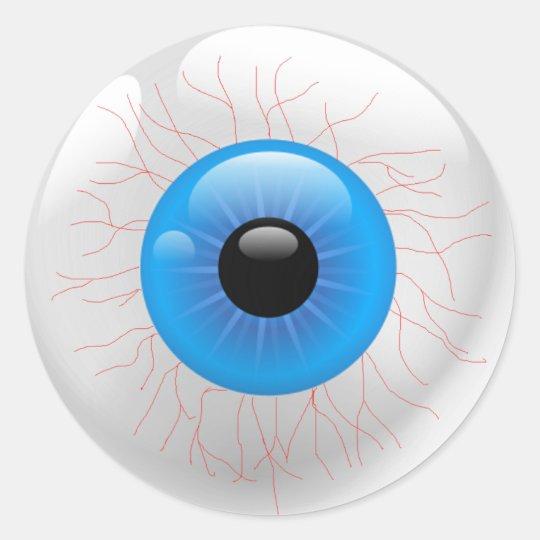 Bloodshot Eyeball Sticker