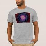 Bloodshot Fractal Swirl T-Shirt