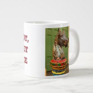 Bloodshot Large Coffee Mug