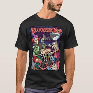 Bloodsucker el desfile enojado playera