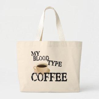 Bloodtype Coffee Bag