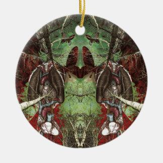 Bloodwood Ornaments