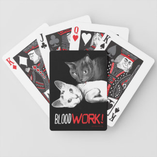 BloodWork! Playing Cards