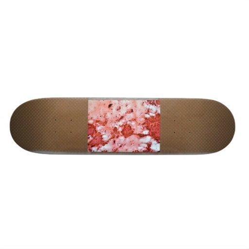 Bloody Band Aid Skateboard