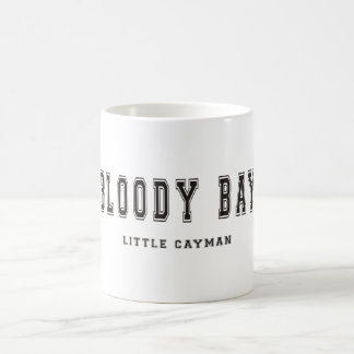 Bloody Bay Little Cayman Coffee Mug