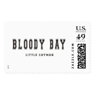 Bloody Bay Little Cayman Postage Stamp