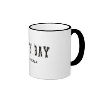 Bloody Bay Little Cayman Ringer Mug