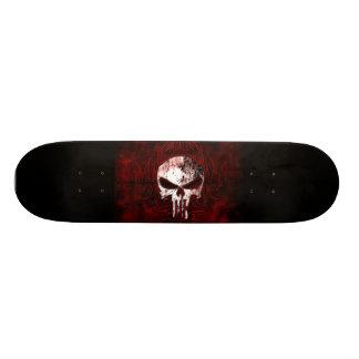 bloody blood skateboard
