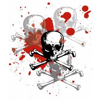 Bloody bones shirt