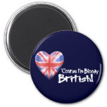 Bloody Británicos Imán