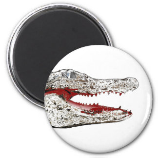 Bloody Crocodile Magnets