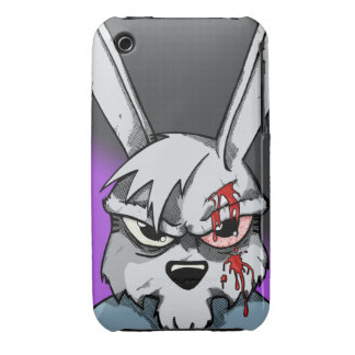 Bloody Ego iPhone 3 Case-Mate Case