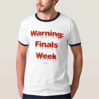 Bloody Finals Week T-Shirt