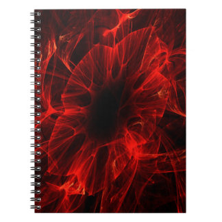 Bloody Flower Notebook