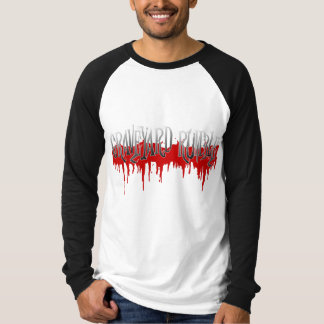Bloody Graveyard Rumble Baseball T T-Shirt