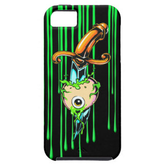 Bloody Green Dagger Iphone 5 Case