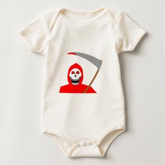 Bloody Grim Reaper Baby Bodysuit