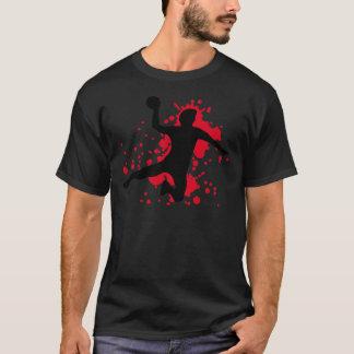 bloody handball dodgeball T-Shirt