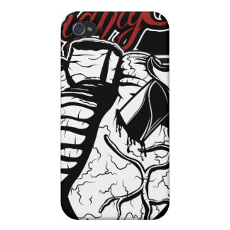Bloody Heart iPhone 4 Case