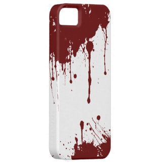 Bloody iPhone 5 Barely There Case-Mate Case