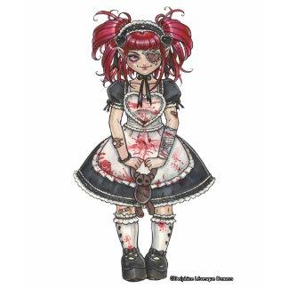 Bloody Lolita Gothic Lolita Shirt shirt