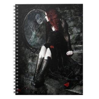 Bloody M Spiral Notebook