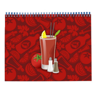 Bloody Mary Calendar